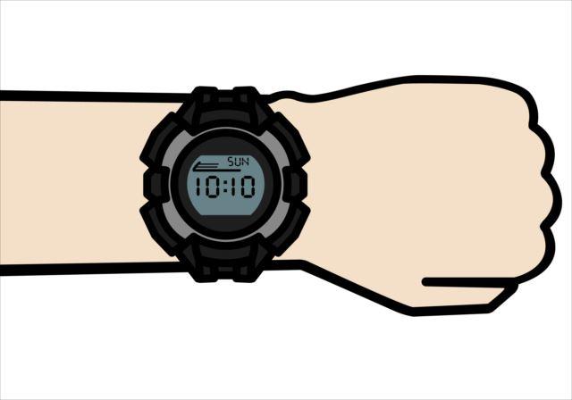 電波時計のシステムと利用する場合の注意点